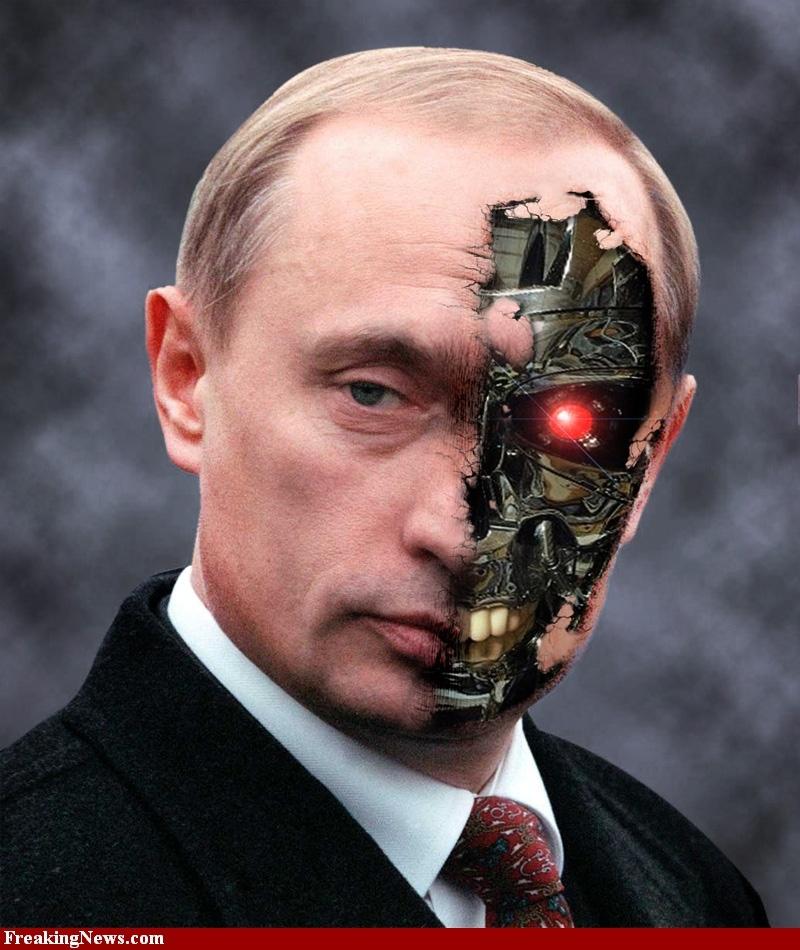 Vladimir Putin?